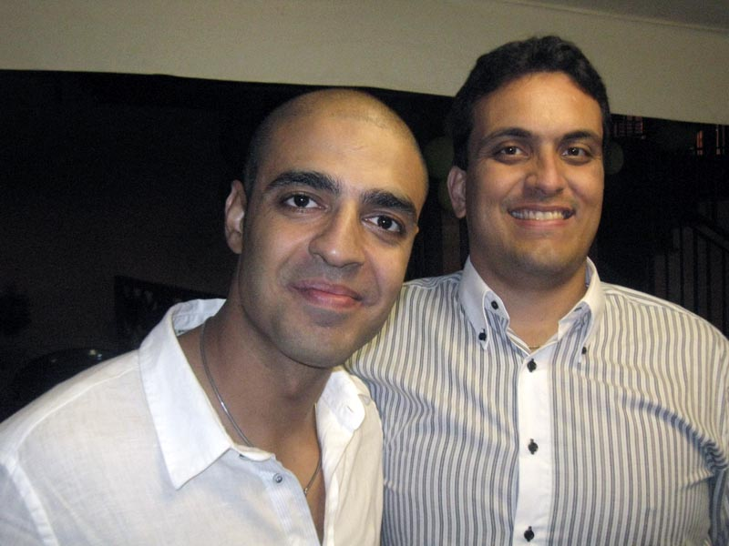 1 Compleanno Bascir 2012 - Dj Brasiliano Teddy do Brasil
