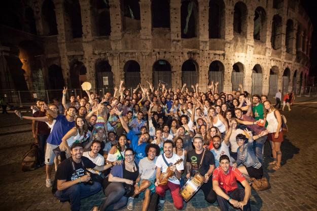 2º forro roma festival 2014